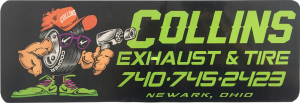 Collins Exhaust LOGO